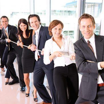 """senetics Team-Building – """"Mit meinem Team zum Erfolg"""""""