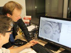 Konstruktion von Baugruppen und Gehäusen bei Labordiagnostik