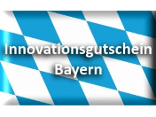 Logo Innovationsgutschein Bayern