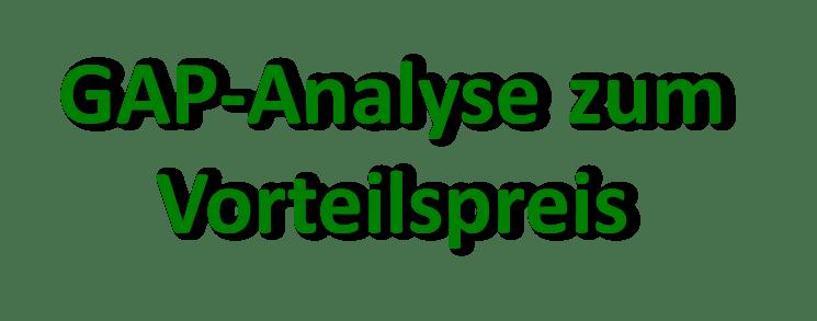 Große Sommer-Aktion – QM-GAP-Analyse für 300 €