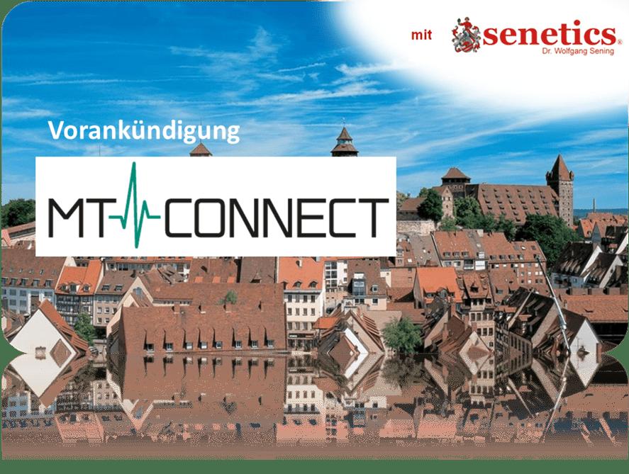 MT CONNECT 2018 in Nürnberg