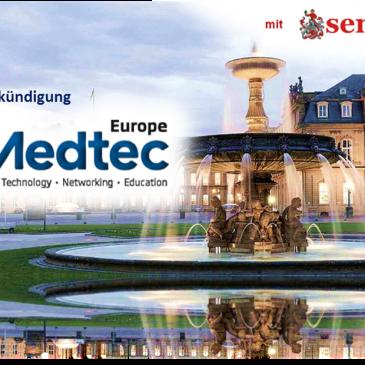 MedTec Europe 2018