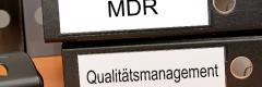 Documentation according to MDR