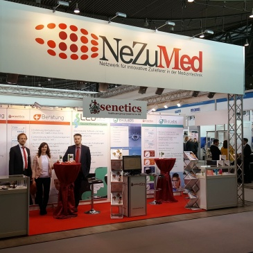 Medtec Europe in Stuttgart 2017