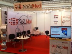 NeZuMed Stand
