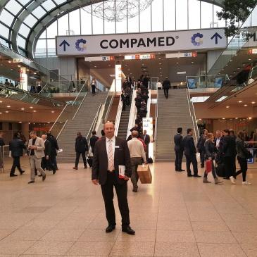 COMPAMED / MEDICA in Düsseldorf 2015