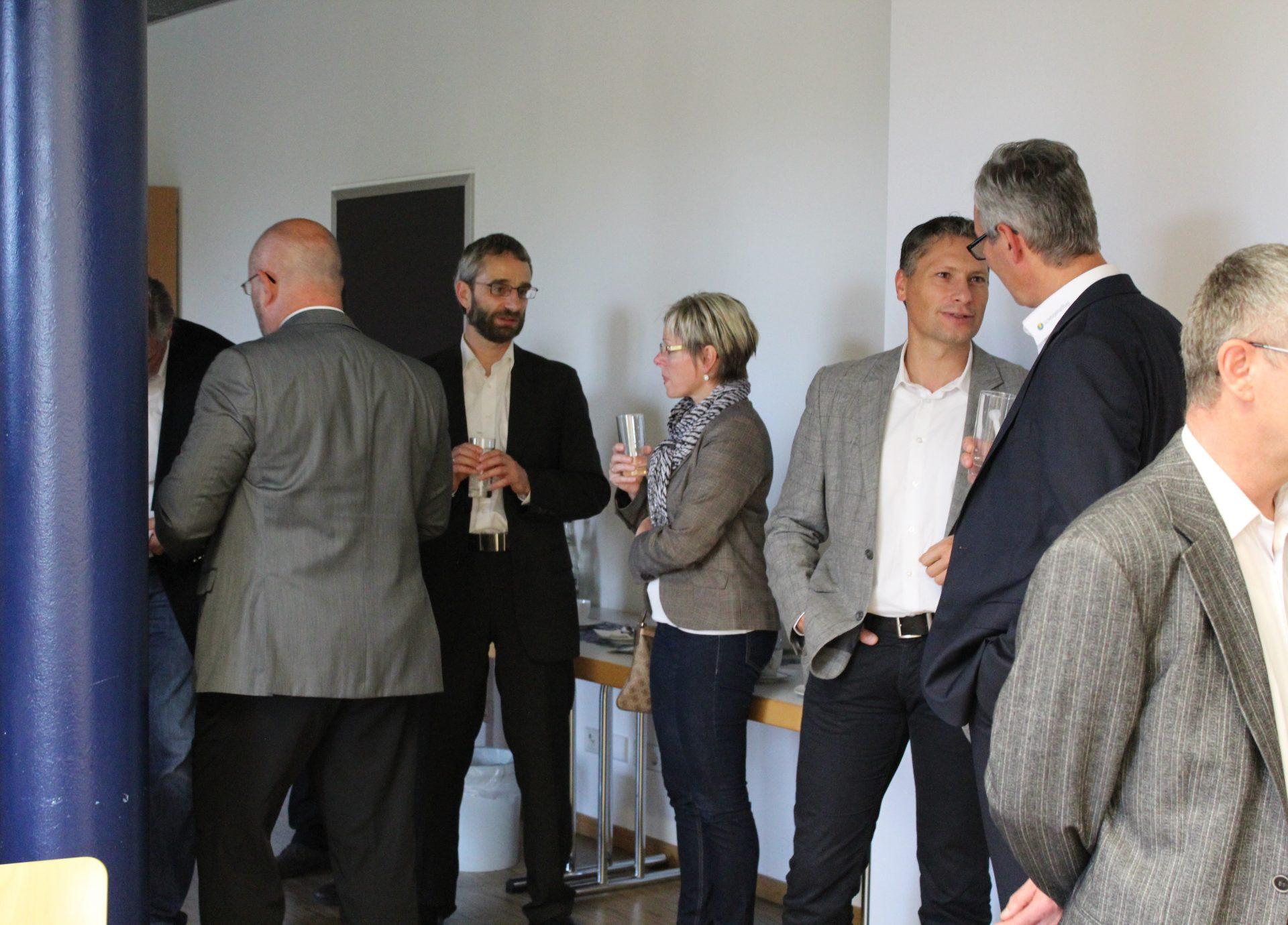 NeZuMed Netzwerksitzung Coburg 2017