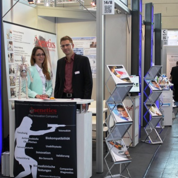 BIOTECHNICA / LABVOLUTION in Hannover