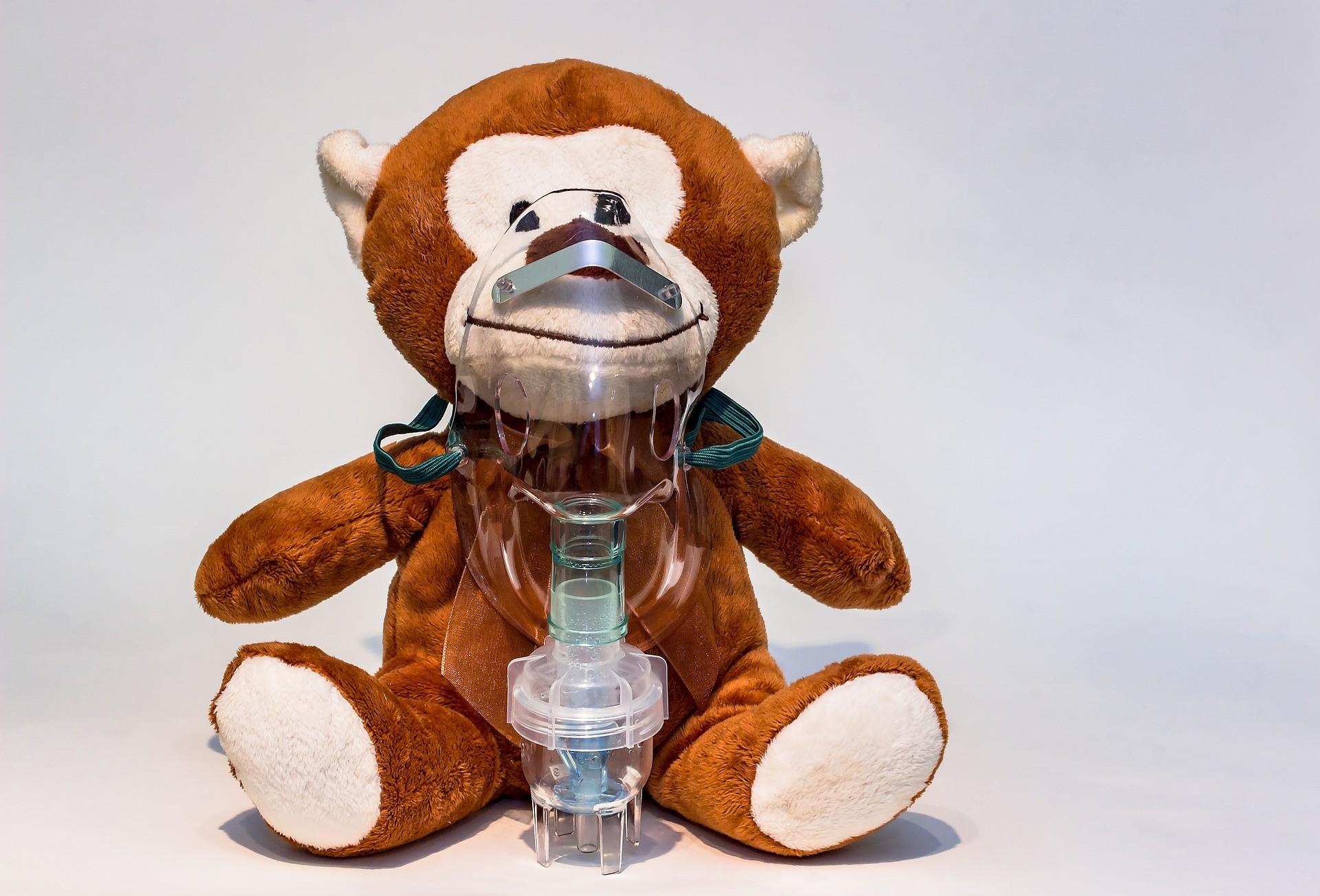 Bakterieller Belastungstest für Reinigungsvalidierung bei Geräte der Lungenfunktionsdiagnostik und Beatmung