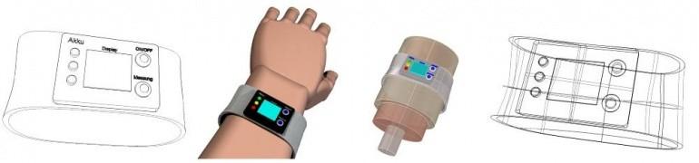Konzept, Zeichnung, Modell, CAD-Zeichnung am Beispiel von einem Medizinprodukt