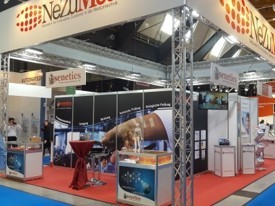 MedTec Messestand