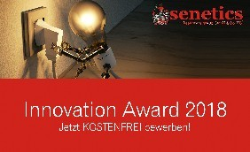Innovation Award – Medizintechnik und Healthcare