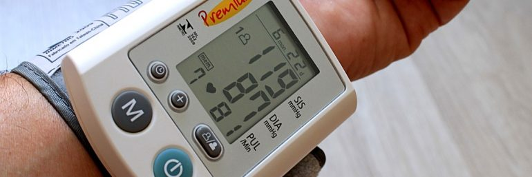 blood pressure measurement, a medical device class Im