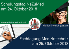 Schulungstag NeZuMed 2018